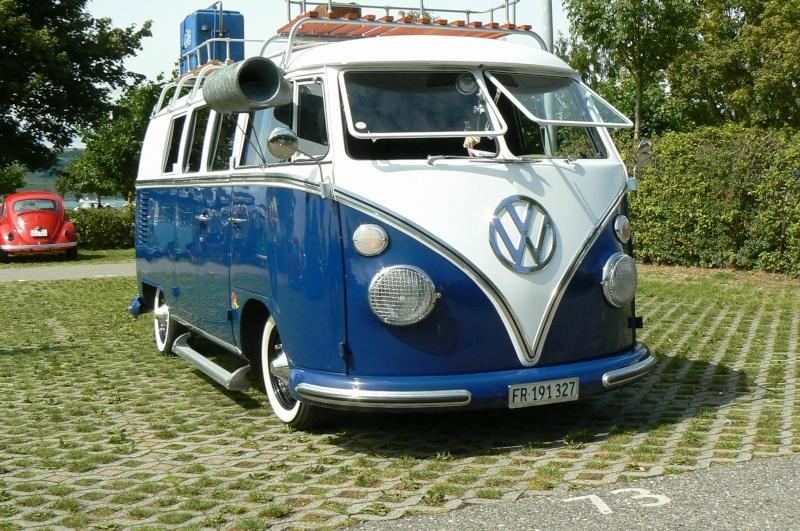 1er meeting international VW Vintage de Morat / Suisse  P1070312