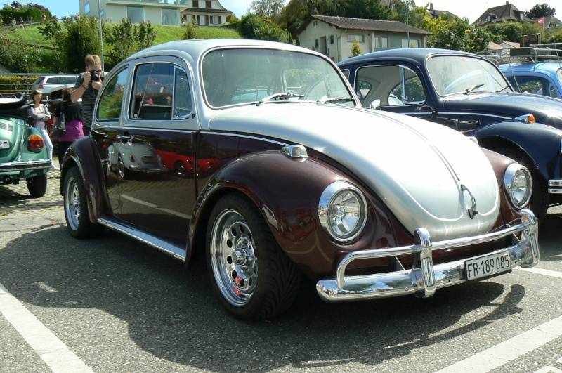 1er meeting international VW Vintage de Morat / Suisse  P1070314