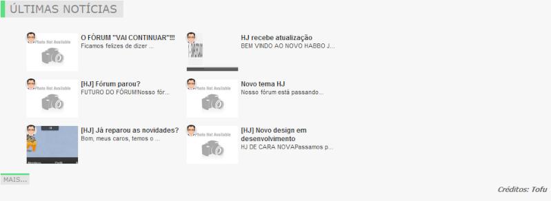 Sistema de notícias Mais13