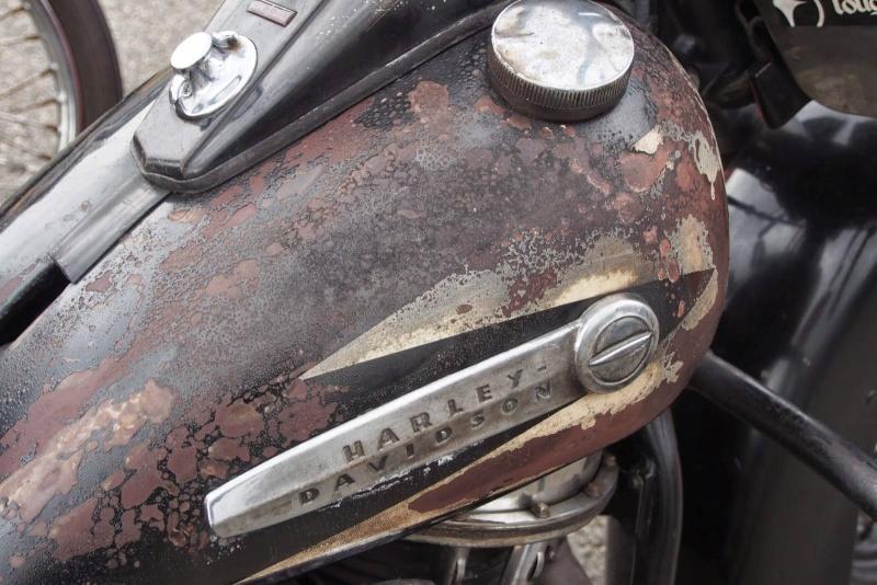 Les vieilles Harley....(ante 84) par Forum Passion-Harley - Page 5 Rootsh10