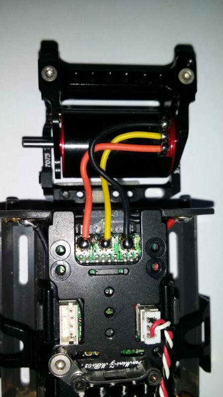 schéma des cablages des moteurs brushless . Sdhama10