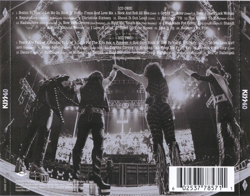 Kiss - 40 Years - Decades Of Decibels (2014) Kiss-421