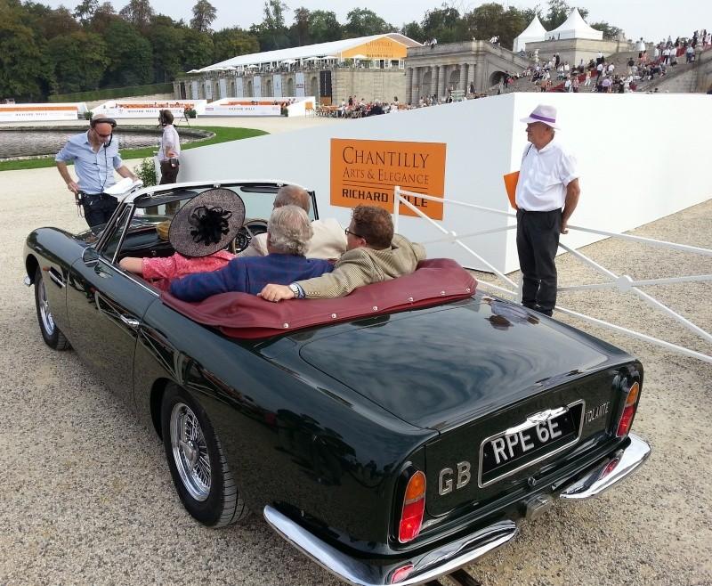 Concours d'élégance à Chantilly 20140910