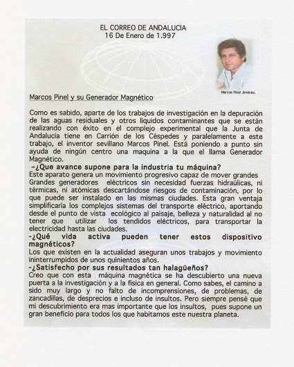 "Marcos Pinel Jimenez  ""El Nikola Tesla Español"" Explor10"