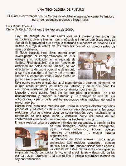 "Marcos Pinel Jimenez  ""El Nikola Tesla Español"" Explor12"