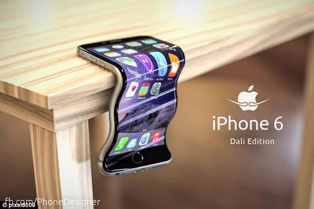 The iPhone 6 BENDS! Articl22
