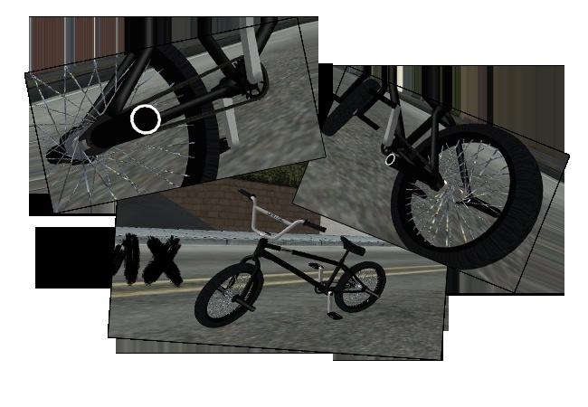 [VEHICULE] BMX Ss10