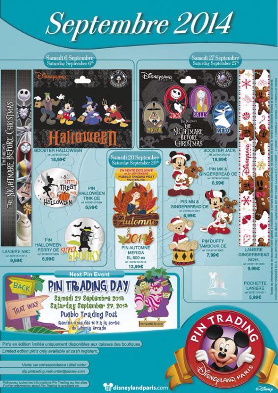 Le Pin Trading à Disneyland Paris - Page 17 10603210