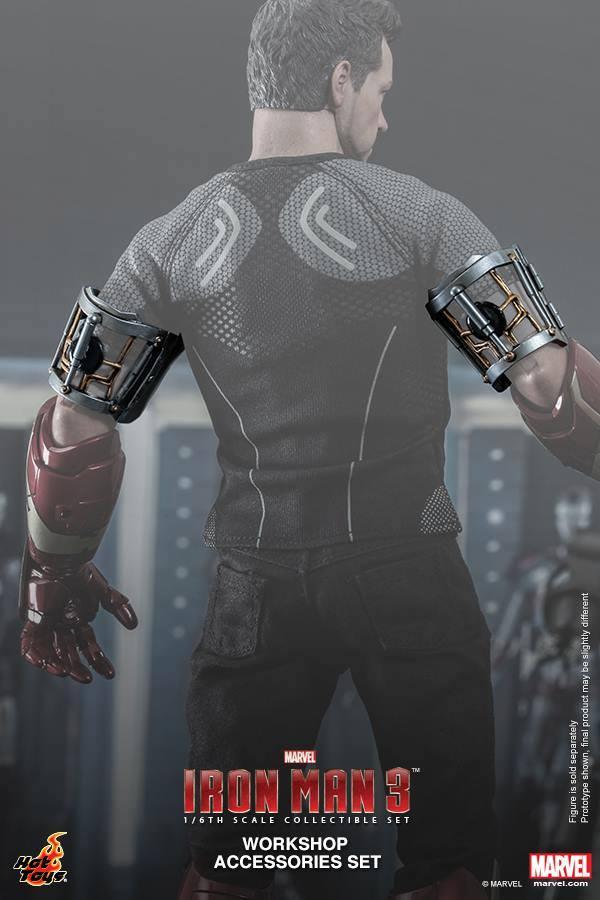 HOT TOYS - Iron Man 3 - Workshop Accessories Set 10487311