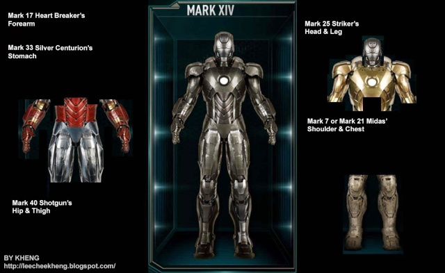 IRON MAN 3 - Recap des armures Mark_114