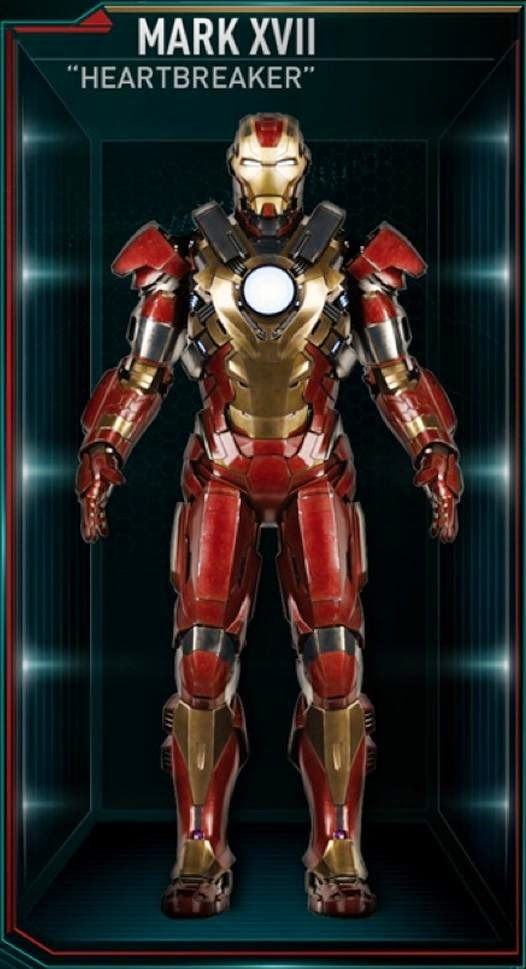 IRON MAN 3 - Recap des armures Mark_117