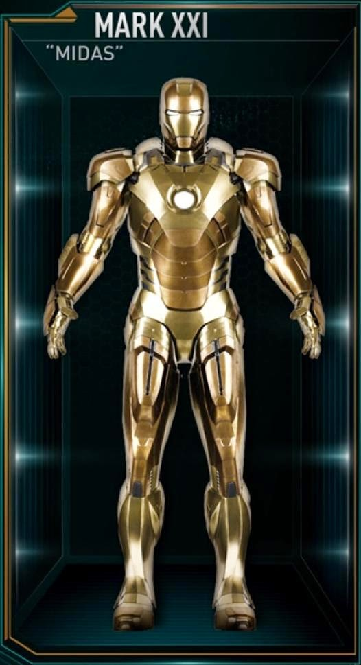 IRON MAN 3 - Recap des armures Mark_212