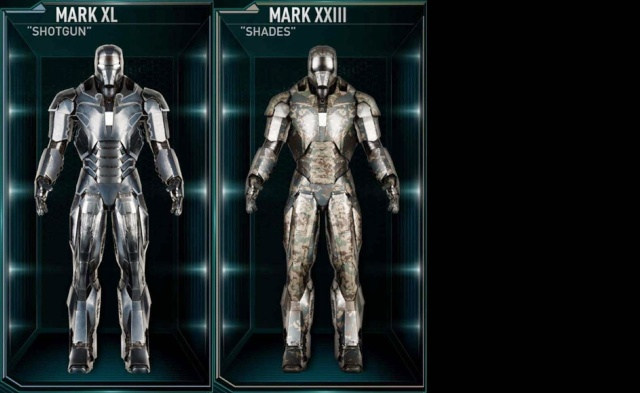 IRON MAN 3 - Recap des armures Mark_214