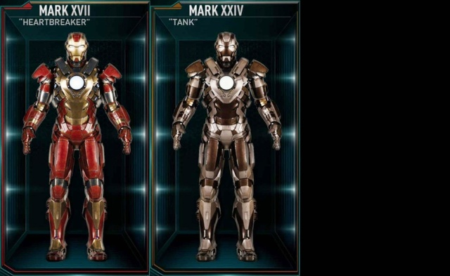 IRON MAN 3 - Recap des armures Mark_215