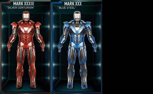 IRON MAN 3 - Recap des armures Mark_310