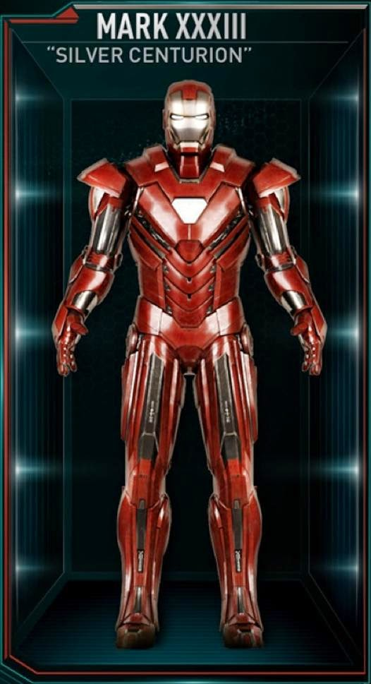IRON MAN 3 - Recap des armures Mark_313