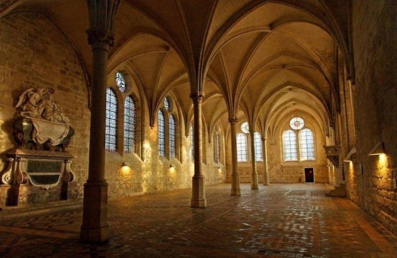 L'abbaye de Royaumont Abbaye10