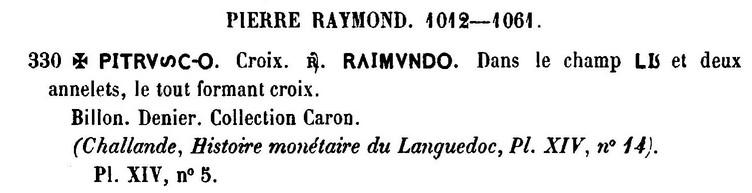 Obole de Pierre Raimon pour Carcassonne 2014-011
