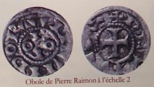Obole de Pierre Raimon pour Carcassonne 2014-015