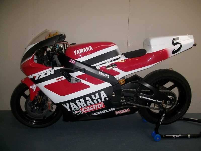 500 RDLC REPLICA RAINEY Sany2510