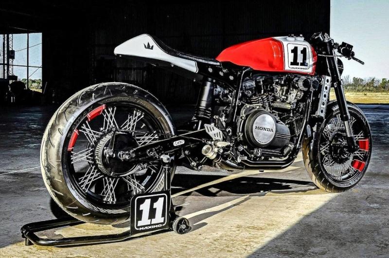 VF sabre 750 Cafe Racer Vf_75011