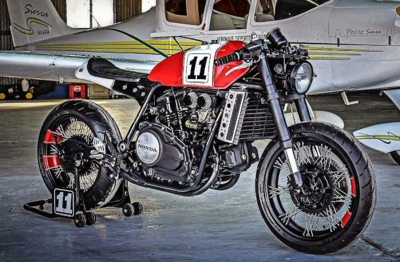 VF sabre 750 Cafe Racer Vf_75012