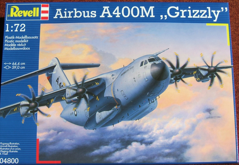 """Airbus A400 M """"Grizzly"""" 113"""