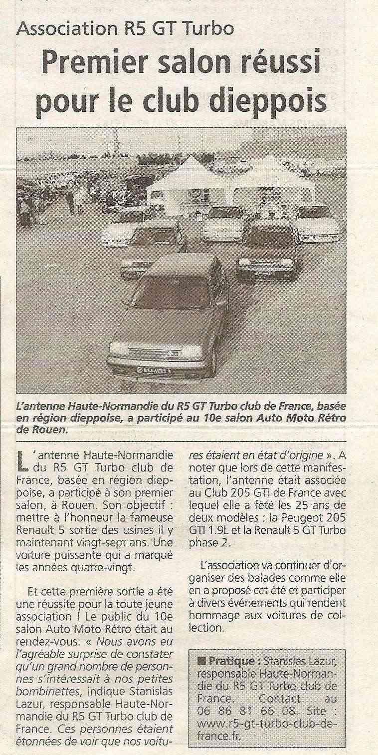 créer un forum : R5-GT-turbo-Club-de-France - Portail Info_d10