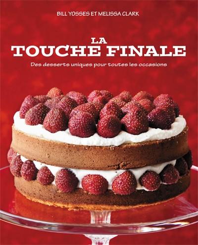 [Yosses, Bill et Clark, Melissa] La touche finale La_tou10