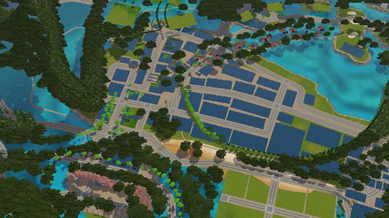 Ma ville est inondé  Screen11
