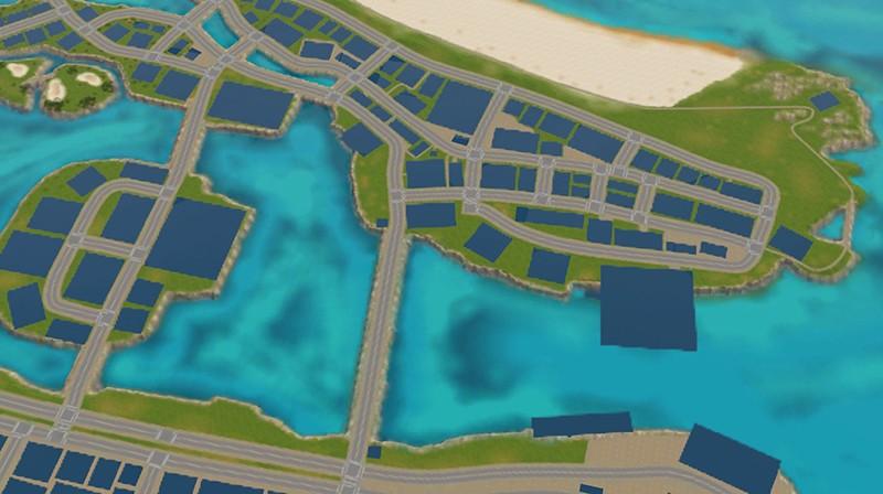 Ma ville est inondé  Screen12