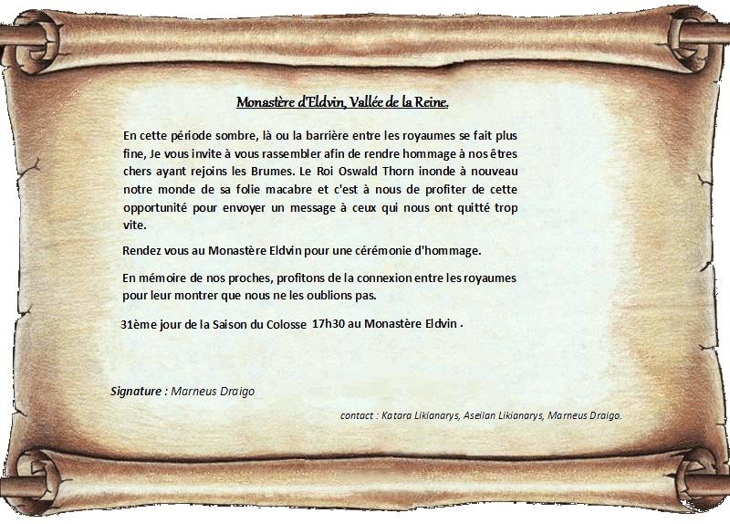 Monastère d'Eldvin  Hallow10