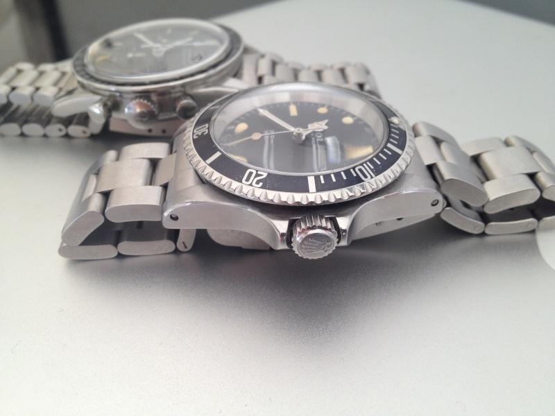 Deux montres de 1967.....Deux icônes (Speed & 5513 inside) Img_3213