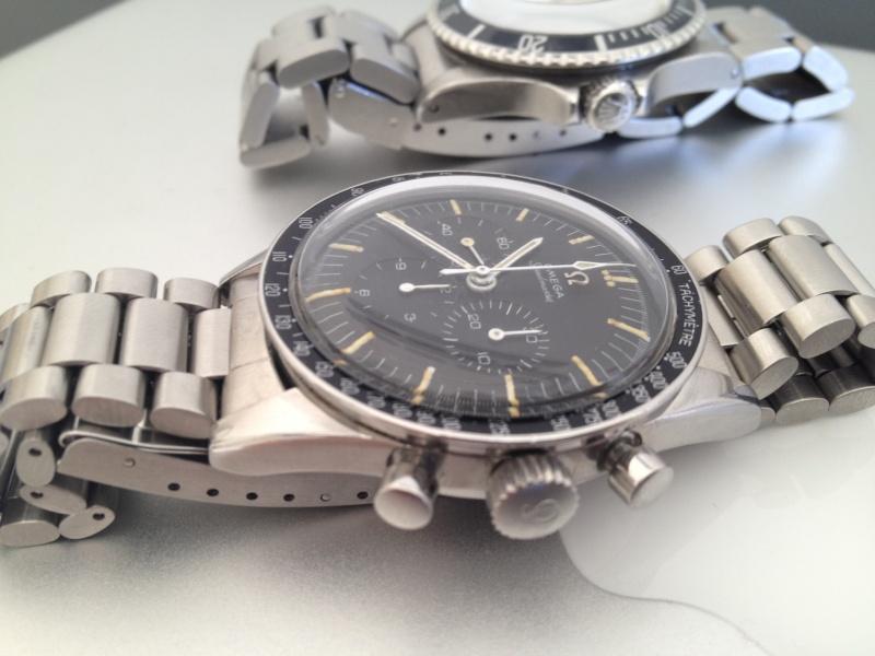 Deux montres de 1967.....Deux icônes (Speed & 5513 inside) Img_3214