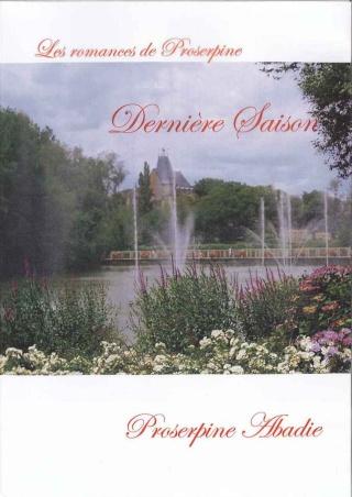 Dernière Saison  de Proserpine Abadie (nouvelle) Cover10