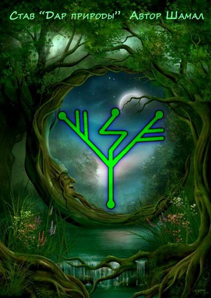 "Став ""Дар природы"" Nndd_d13"