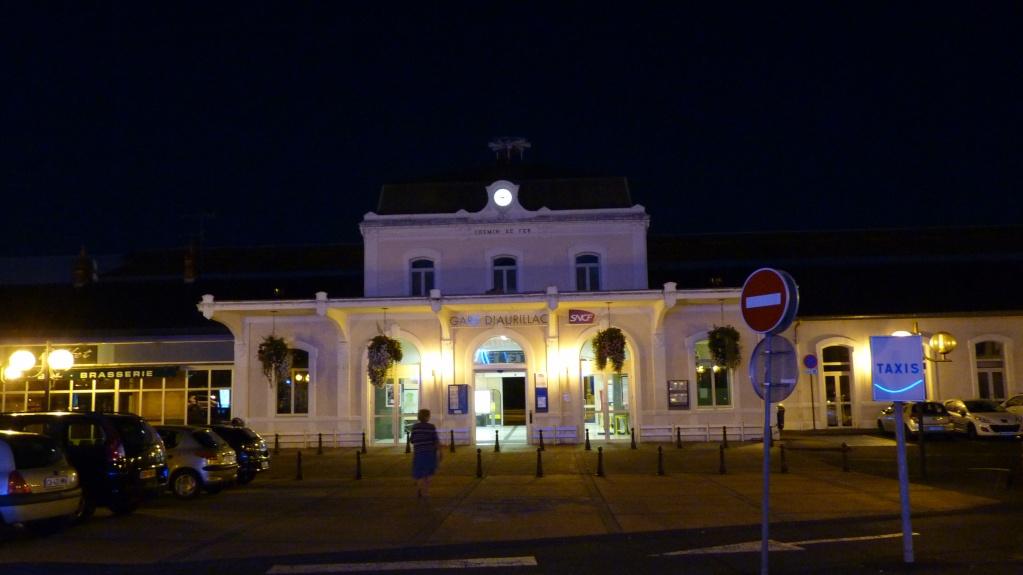 Pk 302,7 : Gare d'Aurillac (15) P1120110