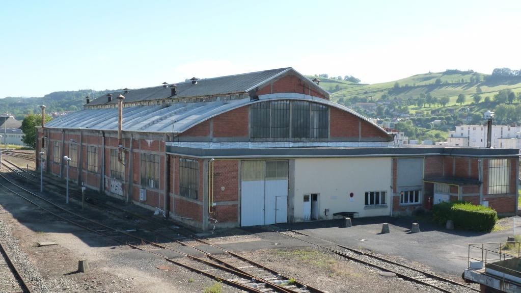 Pk 302,7 : Gare d'Aurillac (15) P1120118
