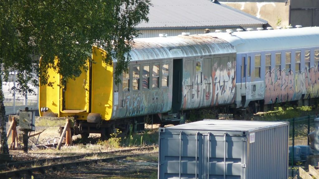 Pk 302,7 : Gare d'Aurillac (15) P1120124
