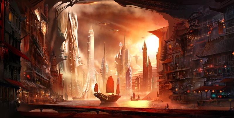 Planète Zendra, demeure de Lyfea 45859811