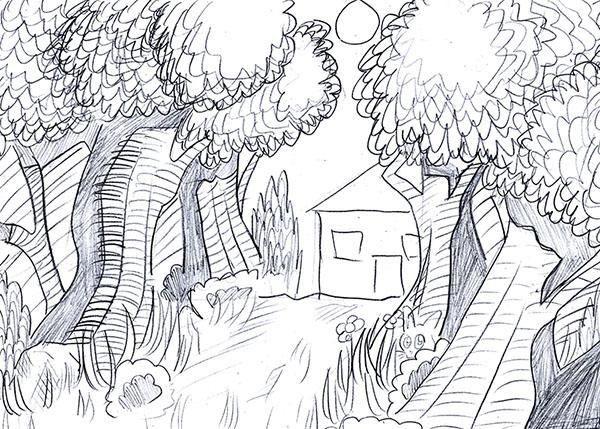 Dessiner les Forêts et Végétation by Fandejapan Numari13