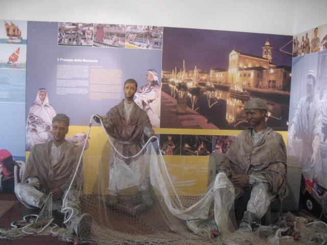 Museo della pesca a Cesenatico Img_7310