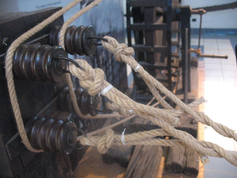 Museo della pesca a Cesenatico Img_7327
