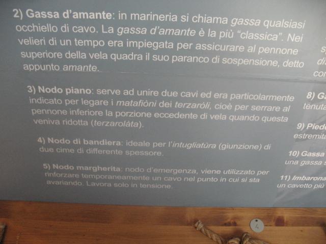 Museo della pesca a Cesenatico Img_7354