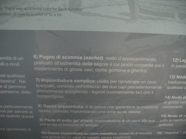 Museo della pesca a Cesenatico Img_7355