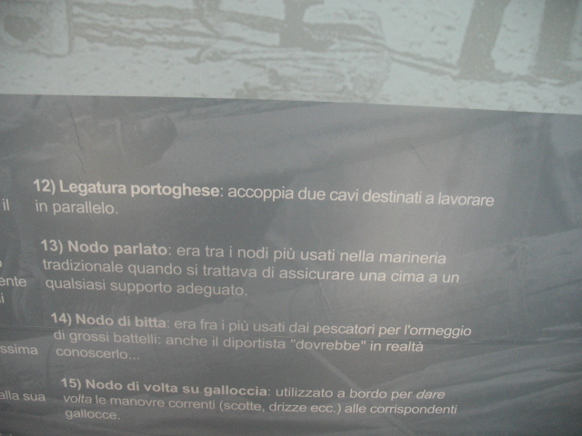 Museo della pesca a Cesenatico Img_7359