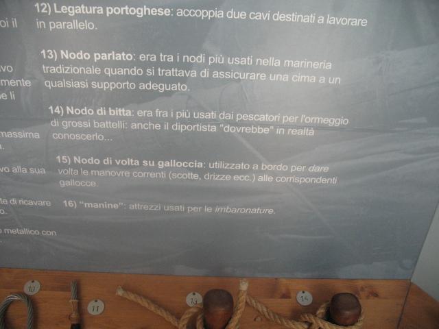 Museo della pesca a Cesenatico Img_7360