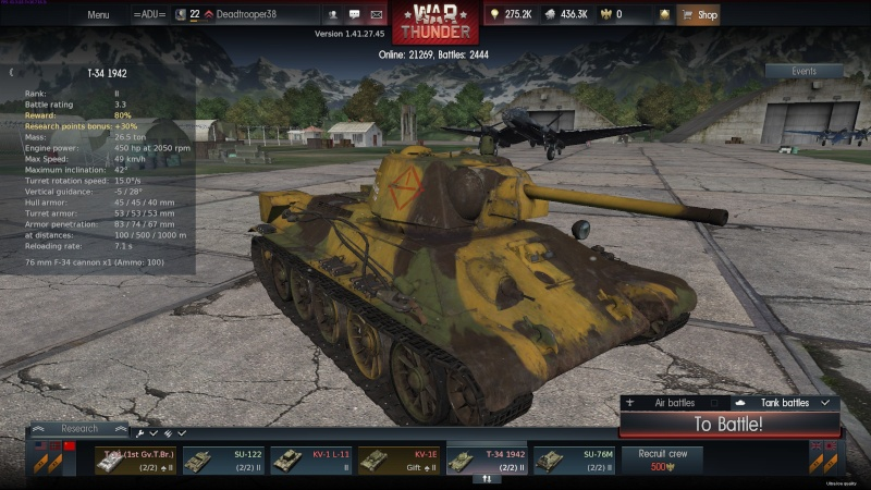 My war thunder hanger(USSR) - Page 2 2014-031