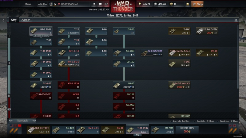 My war thunder hanger(USSR) - Page 2 2014-032
