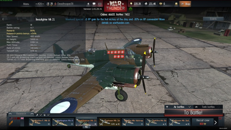 My war thunder hanger(Great Britain) - Page 2 2014-051